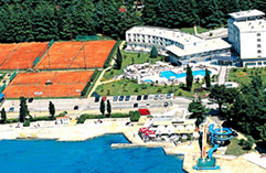Hotel Park Plava Laguna, Porec – Croatia